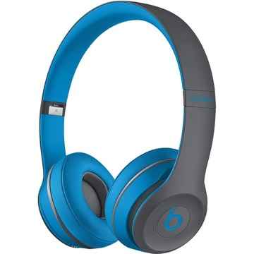 Beats Solo 2 Wireless Flash Blue Active Collection