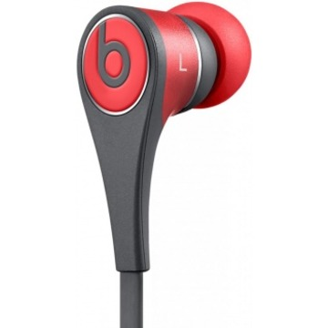 Beats Tour2 Siren Red Active Collection
