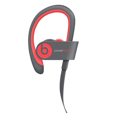 Beats Powerbeats2 Wireless Active Collection Siren Red