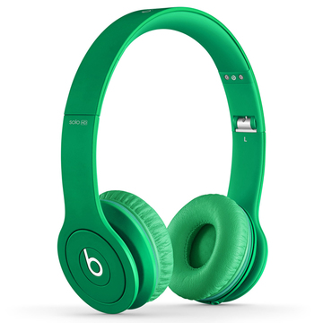 New Beats Solo HD 2014 Matte Green