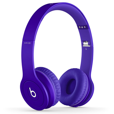 New Beats Solo HD 2014 Matte Purple