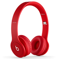 New Beats Solo HD 2014 Red