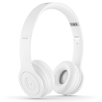 New Beats Solo HD 2014 White