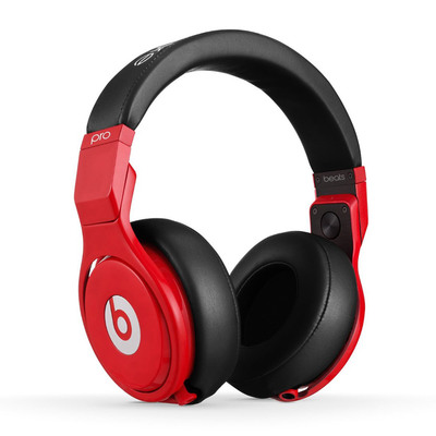 Beats Pro Red and black