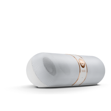 Колонка Beats Pill 2.0 Rose Gold White