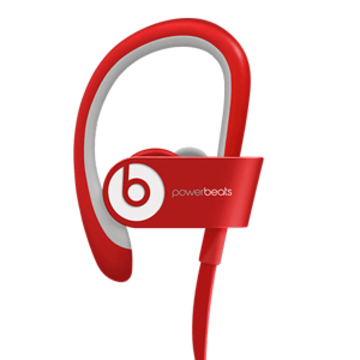 Beats Powerbeats 2 Red