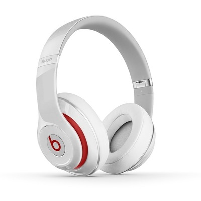 Beats Studio New v2.0 2014 White