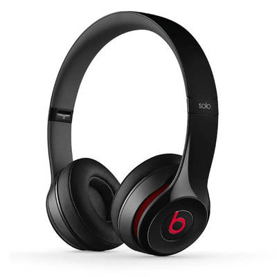 New Beats Solo2 Black