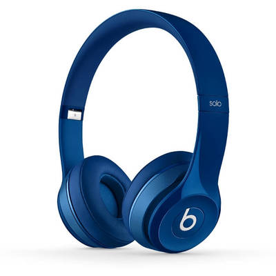 New Beats Solo2 Blue