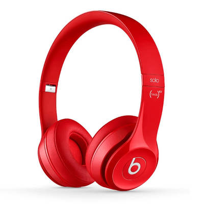 New Beats Solo2 Red