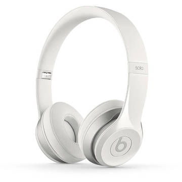 New Beats Solo2 White