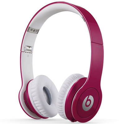Beats Solo HD Pink