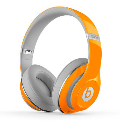 Beats Studio New v2.0 2014 Orange
