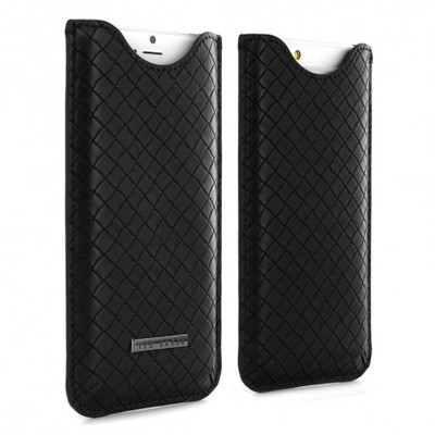 Чехол футляр Ted Baker iPhone 6 Sleeve - Woven Collection - Black