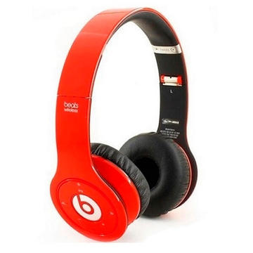 Beats Wireless Red