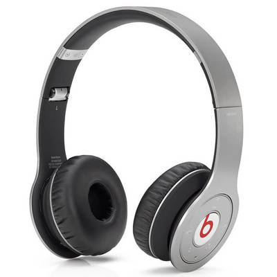 Beats Wireless Silver