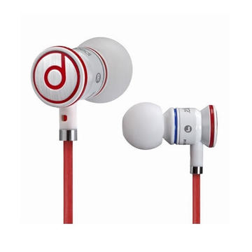 Beats iBeats with ControlTalk White