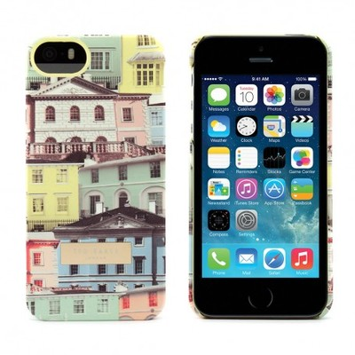 Задняя накладка Ted Baker iPhone 5/5S Cases – Women's SS14 Collection
