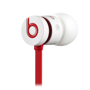 Beats UrBeats White with ControlTalk