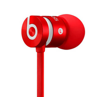 Beats UrBeats Red with ControlTalk