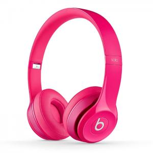 New Beats Solo2 Pink