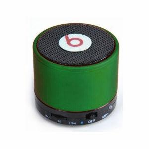 Колонка Beatbox Mini Green