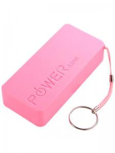Power Bank 5600 mAh Pink
