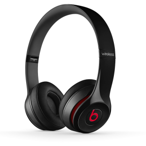 Beats Solo 2 Wireless Black